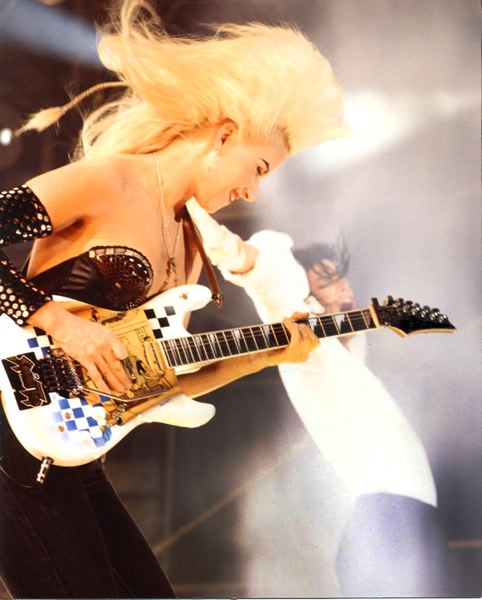 by: CONTRIBUTED PHOTO: JENNIFER BATTEN - Batten toured with Michael Jackson three times and performed in the 1993 Super Bowl halftime show, one of her career highlights.