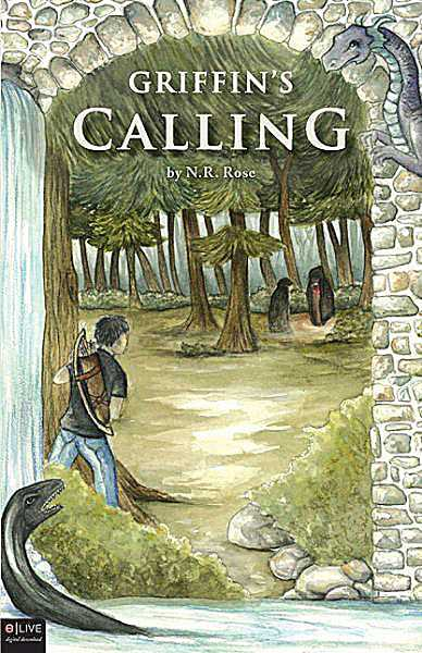 by: SUBMITTED PHOTO - Final part -- 'Griffin's Calling' by N.R. Rose is the first installment in the epic trilogy, followed by 'Griffin's Temptation' and 'Griffin's Legacy.'