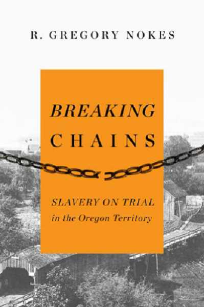 by: SUBMITTED PHOTOS - R. Gregory Nokes is a finalist for his nonfiction book Breaking Chains.