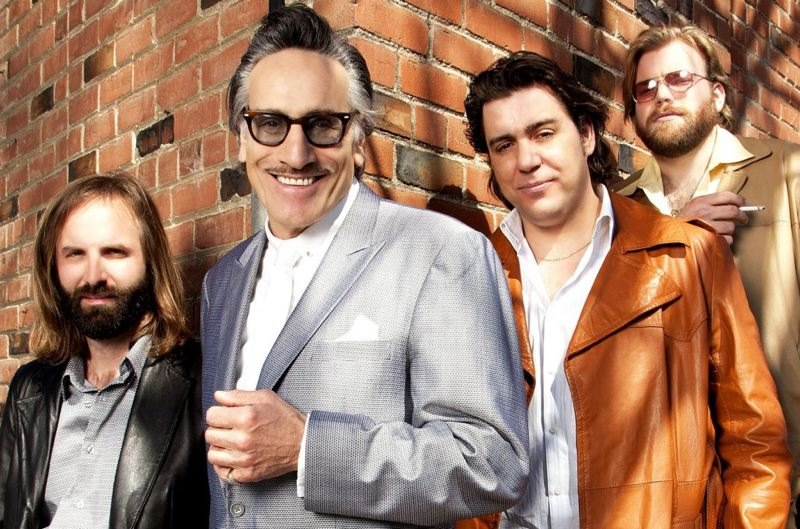 by: COURTESY OF RICK ESTRIN - Harpist/vocalist/songwriter Rick Estrin will appear at Aladdin Theater on Jan. 19 as part of Mark Hummels Blues Harmonica Blowout.