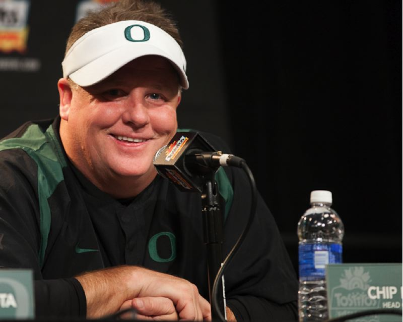 by: TRIBUNE FILE PHOTO: MEG WILLIAMS - CHIP KELLY