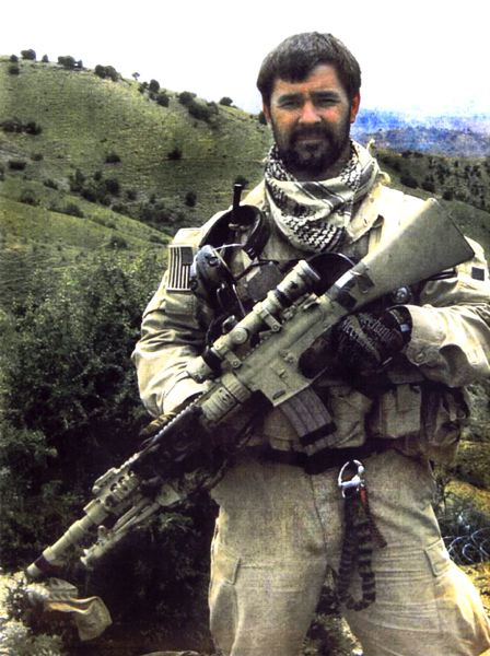 by: CONTRIBUTED PHOTO - Corbett native and U.S. Navy Seal Jeffrey Lucas.