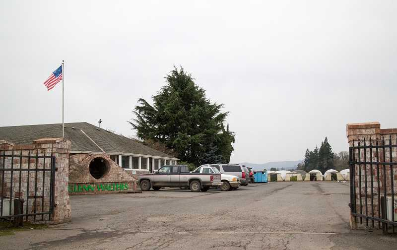 by: NEWS-TIMES PHOTO: CHASE ALLGOOD - Owners of Glenn Walters Nursery, located on Northwest Roy Road in Cornelius, laid off a large percentage of the companys work crew last week.