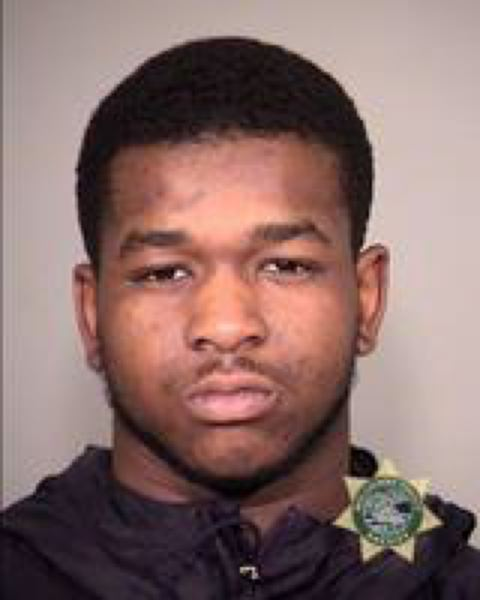 by: MULTNOMAH COUNTY SHERIFF'S OFFICE - Deanthony Paul Simmons