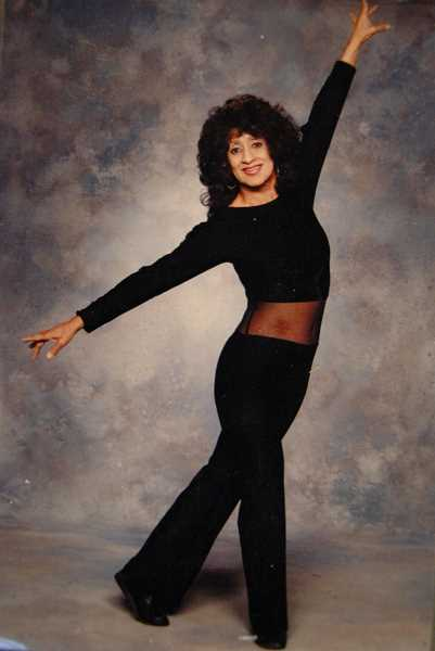 by: CONTRIBUTED PHOTO - Elaine Leatham has been dancing all her life.