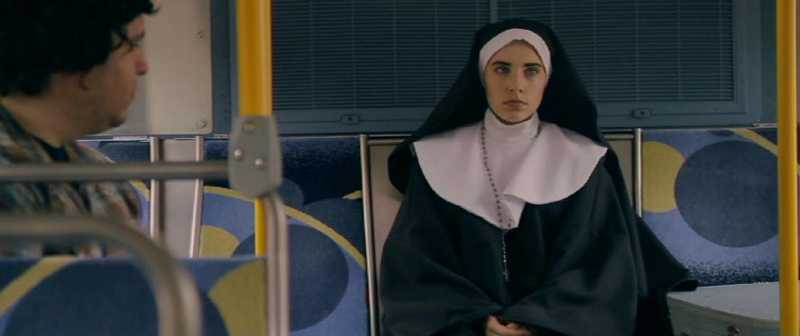 TIMES PHOTO: JONATHAN HOUSE - 'Sister Marys Angel,' is a dramatic comedy about two sisters, a nun and a lingerie model who switch places. The film will have its world premiere Saturday in Tigard.