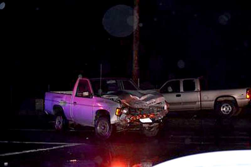 by: CINDY FAMA - At least one person died in this crash on Highway 213 around 4:30 a.m. Friday.