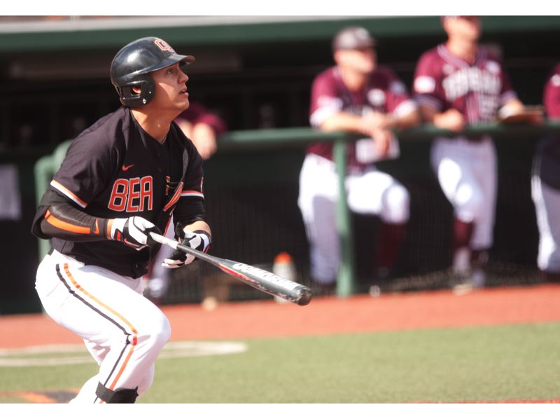 by: COURTESY OF OREGON STATE UNIVERSITY - Michael Conforto is one of the mainstays returning for highly ranked Oregon State.