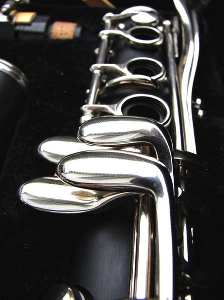 by: WIKI: CREATIVE COMMONS - Whether it's a clarinet (shown here), oboe, French horn or saxophone, you can join the Big Boomer Band in Wilsonville and revamp your music skills.