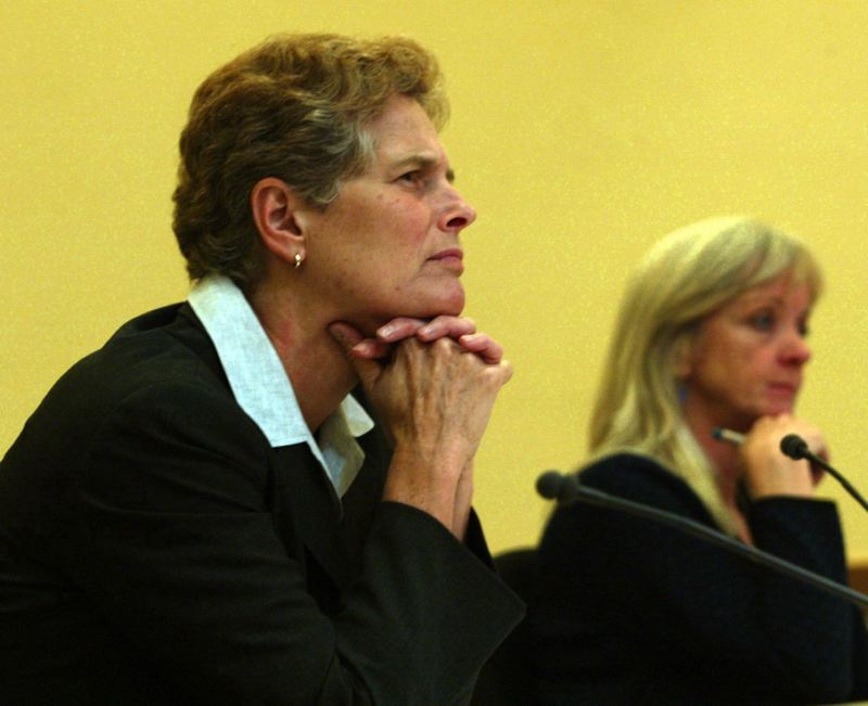 by: TRIBUNE FILE PHOTO: L.E. BASKOW - Portland Public Schools board members are waiting to evaluate Superintendent Carole Smith after a handful of big issues - including a teachers contract - are resolved. Smith has led the district for seven years, a long tenure for most big city superintendents.