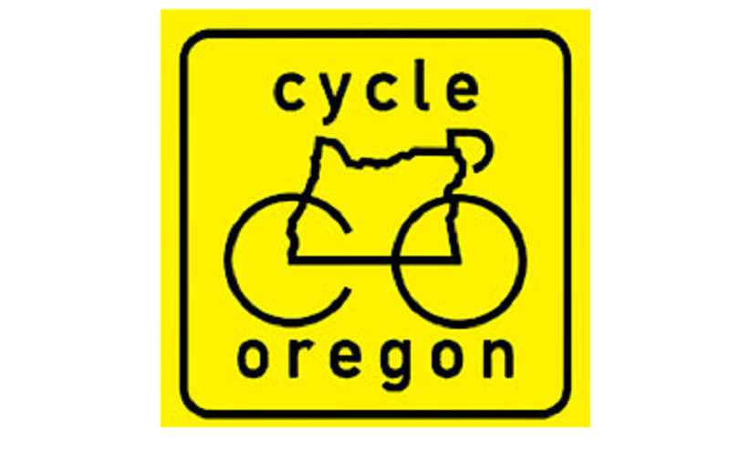 by: CYCLE OREGON LOGO - Cycle Oregon's 2014 trip in September will include two nights in Madras.