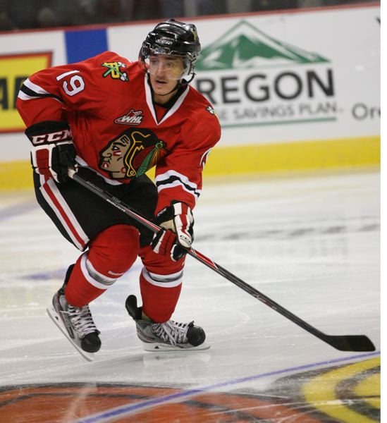 by: COURTESY OF PORTLAND WINTERHAWKS - NIC PETAN
