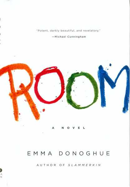 by: SUBMITTED - 'Room' by Emma Donoghue is a popular book club selection.