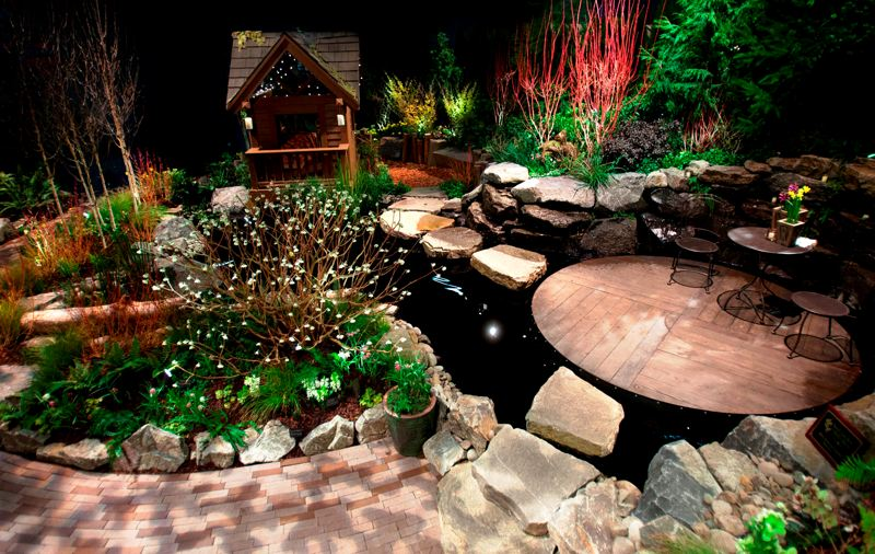 by: JONATHAN HOUSE - Some of the top landscape designers in Oregon will be on hand to show their talents at the 2014 Yard, Garden & Patio Show.