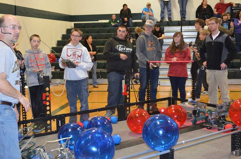 by: NANCY BISHOP - VEX Robotics