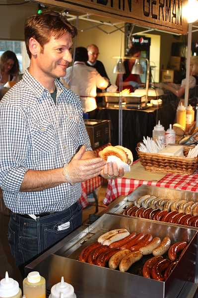 by: FILE PHOTO - Wurstfest