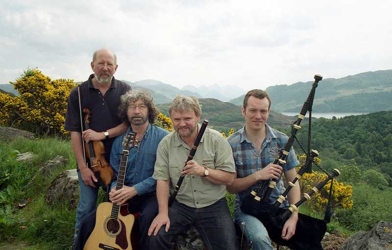 by: COURTESY PHOTO - Tannahill Weavers has shared their Scottish music all over the world and are coming to Forest Grove this Saturday.