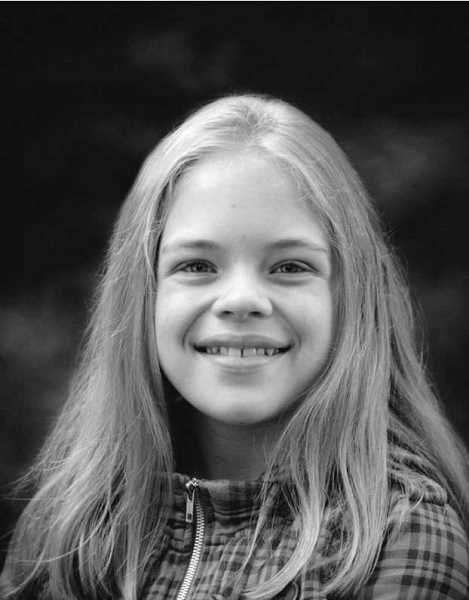 by: SUBMITTED PHOTO - Tegan Thwaites will represent her school, Three Rivers Charter, and the West Linn-Wilsonville School District at the Portland Tribune/Comcast Regional Spelling Bee in May.