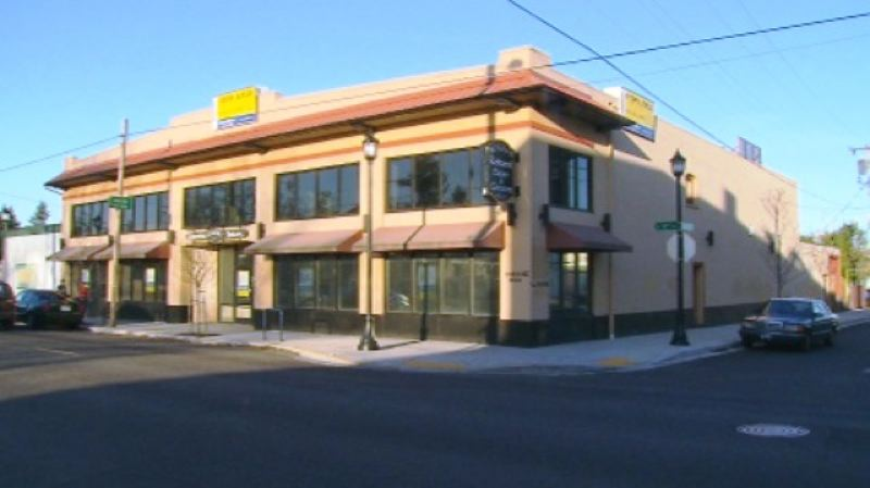 by: KOIN NEWS 6 - This city-owned building in the Lents neighborhood is the site of a new brew pub.