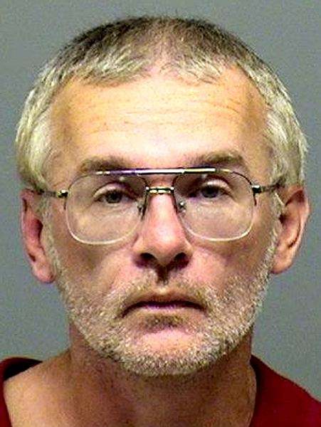 by: COURTESY OF PPB - Kidnapping and robbery suspect Kelly Swoboda, 49, was killed Wednesday afternoon in a shootout with police in Hillsdale.