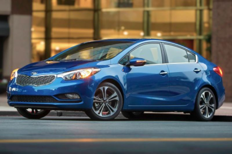 by: HYUNDAI MOTOR COMPANY - The redesigned 2014 Kia Forte is a looer - and that's just the start.