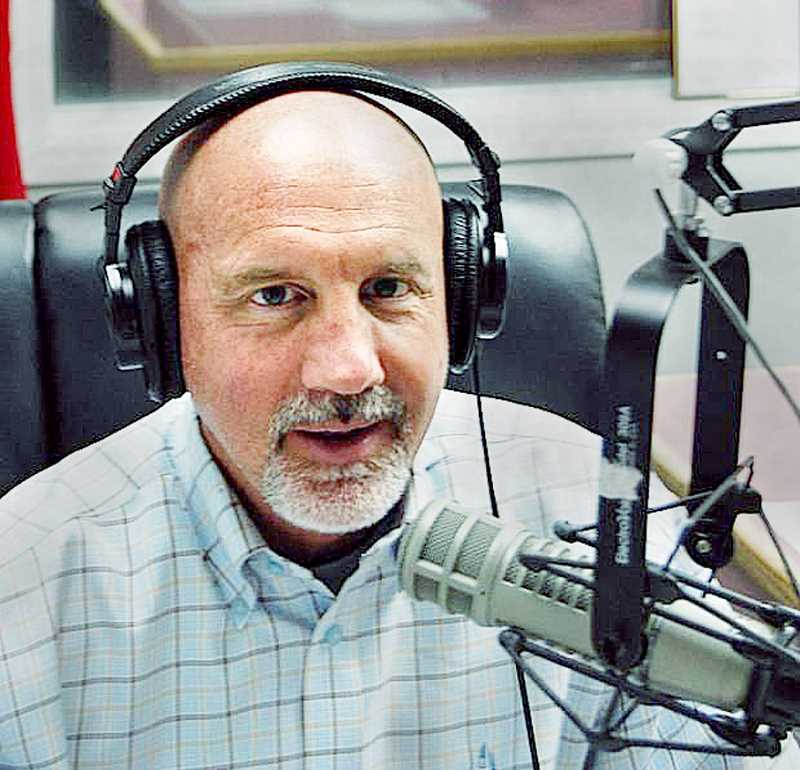 by: SUBMITTED PHOTO - Resigned - Bill Post, candidate for House District 25, resigned from his conservative radio talk show after opponent Barbara Jensen pointed out his show violated federal election laws.