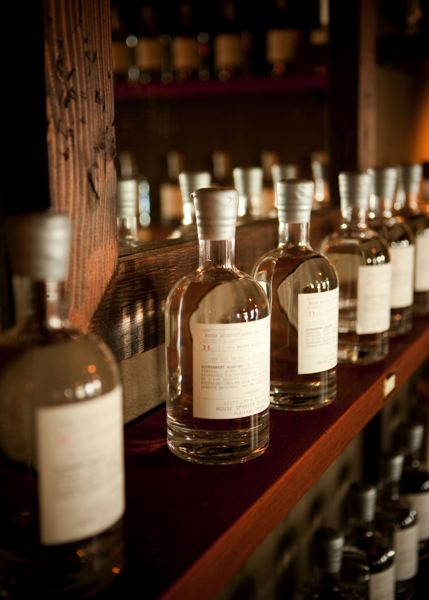 by: TRIBUNE FILE PHOTO: CHRISTOPHER ONSTOTT - House Spirits will sample its culinary spirits such as ginger liqueur made with fresh ginger root and gin with whole juniper berry to farmers market shoppers. A total of 18 new vendors are part of the new lineup.