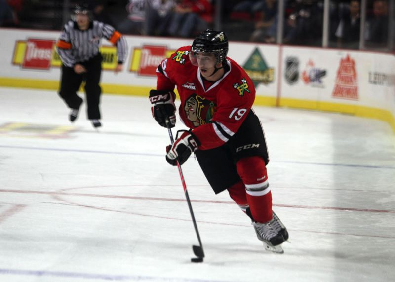 by: TRIBUNE PHOTO: JONATHAN HOUSE - High-scoring forward Nic Petan and the Portland Winterhawks begin their playoff quest on Friday with a WHL first-round series against Vancouver.