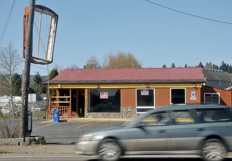 by: GARY ALLEN - Pot shop - What was a convenience store might soon be a medical marijuana dispensary in Dundee. The Human Collective is seeking approval from the Oregon Health Authority to open its fourth location.