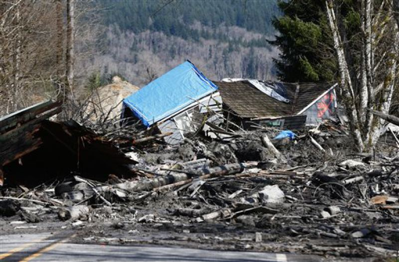 by: KOIN 6 NEWS - Dozens of people remain unaccounted for after a massive mudslide Saturday in Arlington, Wash. The search is still on for survivors.