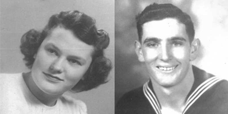 by: SUBMITTED - Arlene and Marlin Hammond married 70 years ago March 26, during World War II, when Marlin served in the U.S. Navy.