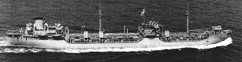 Backbone of fleet - The SS Newberg and other ships of its type operated as the work horses of the tanker fleet during the war, supplying fuel and other vital liquids to ships serving America and its allies around the world.