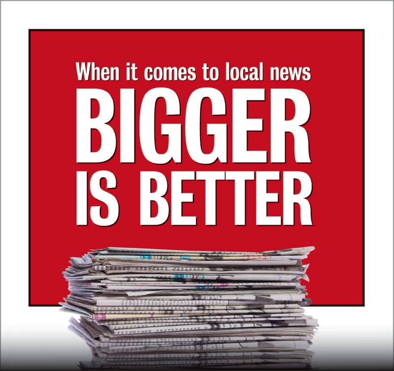 (Image is Clickable Link) Pamplin Media Group offers more options for local news than any other publication in the region.