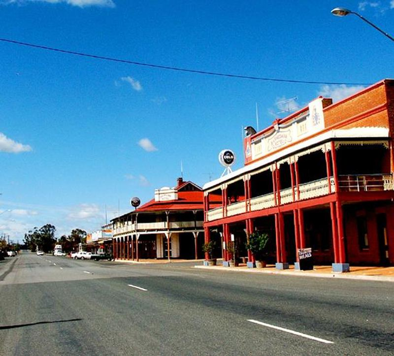 by: CONTRIBUTED: BLAND SHIRE COUNCIL - Barmedman, population 230, is a village in the Bland Shire in New South Wales, Australia.