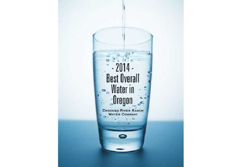 by: ILLUSTRATION BY TOM CULBERTSON - Crooked River Ranch Water Co.'s water was named Best Overall for Oregon this year, following in the footsteps of Deschutes Valley Water District, which won in 2013.