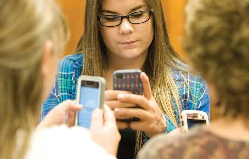 by: KEVIN SPERL - Text messaging is just one of the many new forms of communication available with recent technological upgrades.