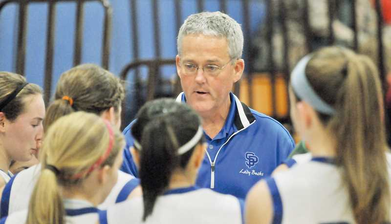 by: SETH GORDON - Bucks' coach Mike Murphy is retiring for good this time. The St. Paul girls basketball coach originally retired in 2009 only to come back two years later to coach for an additional three seasons.
