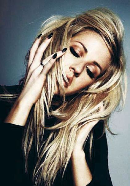 by: COURTESY OF UNIVERSAL MUSIC GROUP - Exquisite singer/songwriter Ellie Goulding performs at Arlene Schnitzer Concert Hall on April 22.