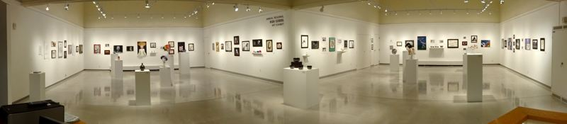 Mt. Hood Community College is featuring area high school students' art through April 30.