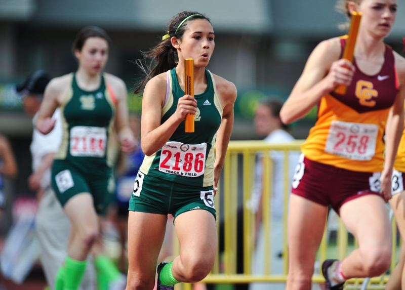 by: JON HOUSE - Isabella Reichner returns as one of West Linn's top sprinters this year. Reichner was part of last year's 4x400 relay team which broke the school record and finished fifth at the state meet.