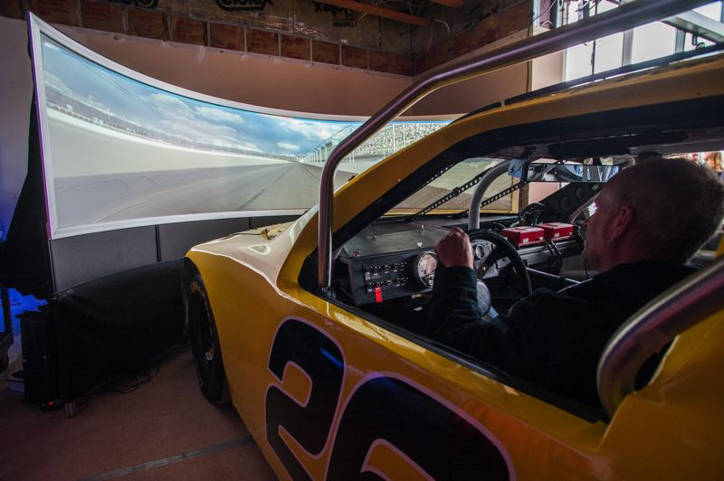 by: SPOKESMAN FILE PHOTO: JOSH KULLA - Tourism advocates in Wilsonville are hopeful about the potential of the new World of Speed auto racing museum, which just announced it would be pushing back its planned opening date until 2015.