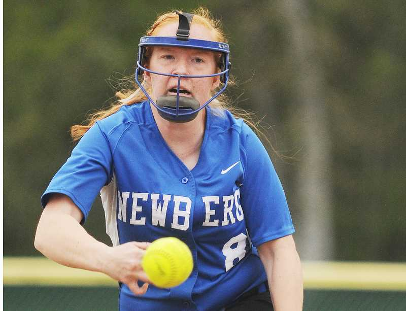 by: SETH GORDON - Seth Gordon / Newberg Graphic