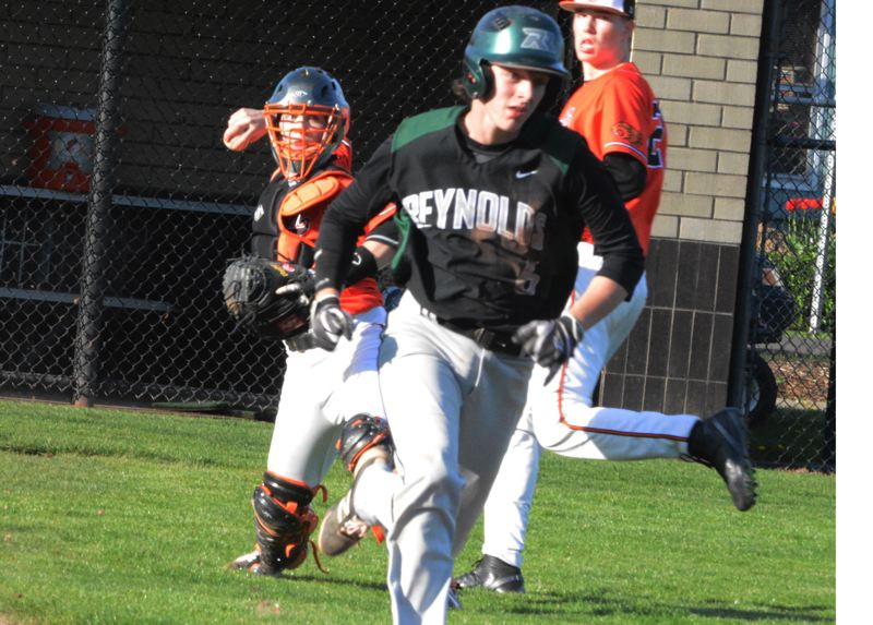 by: TIMES PHOTO: MATT SINGLEDECKER - Beaverton senior catcher Justin Wakem is one veteran leader on a young Beaver baseball team looking to make noise in Metro this spring.