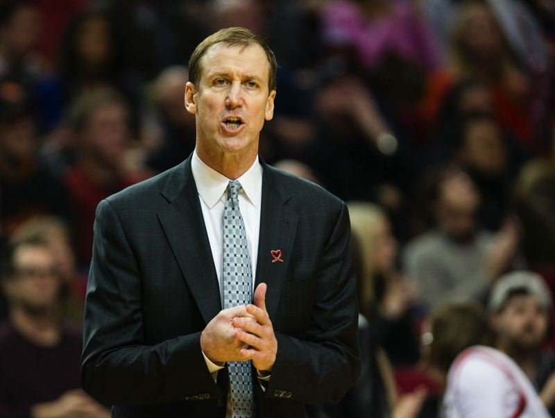 by: TRIBUNE FILE PHOTO - Coach Terry Stotts says the Trail Blazers aren't looking beyond Game 3 against Houston on Friday night.