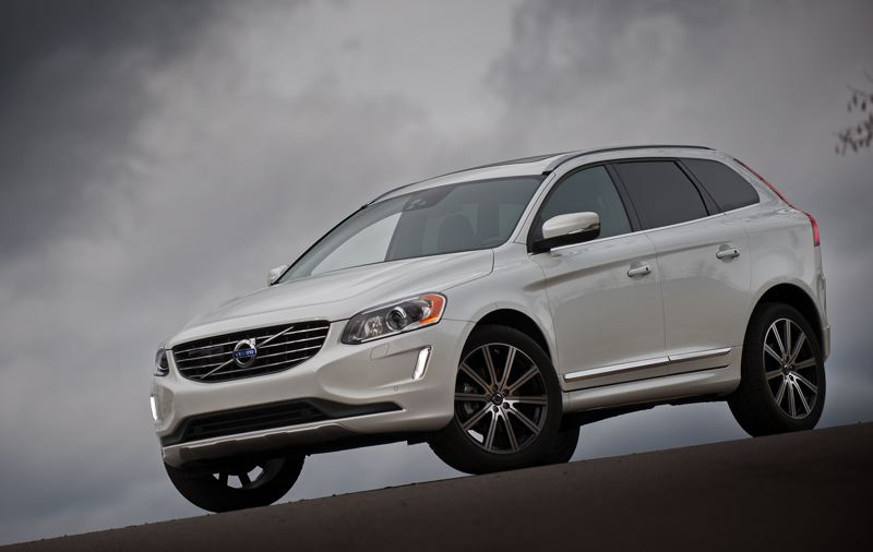 by: JOHN M. VINCENT - Volvo has redesigned the Volvo XC60 for 2015, giving it a sleeker look.