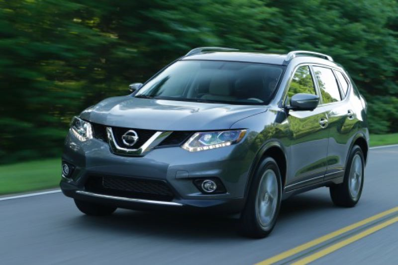 by: NISSAN MOTOR CORPORATION, INC. - The completely redesigned 2014 Nissan Rogue has a lot going for it.