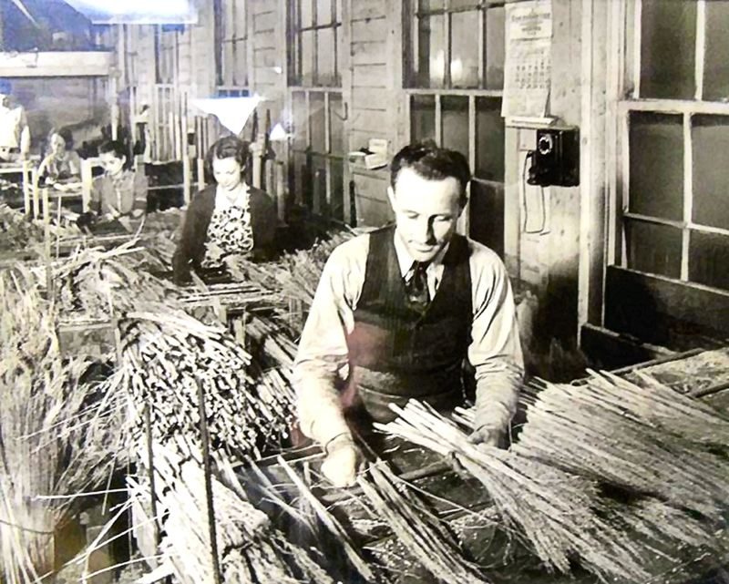 Pamplin Media Group - The sweeping story of Hanset Brothers' broom
