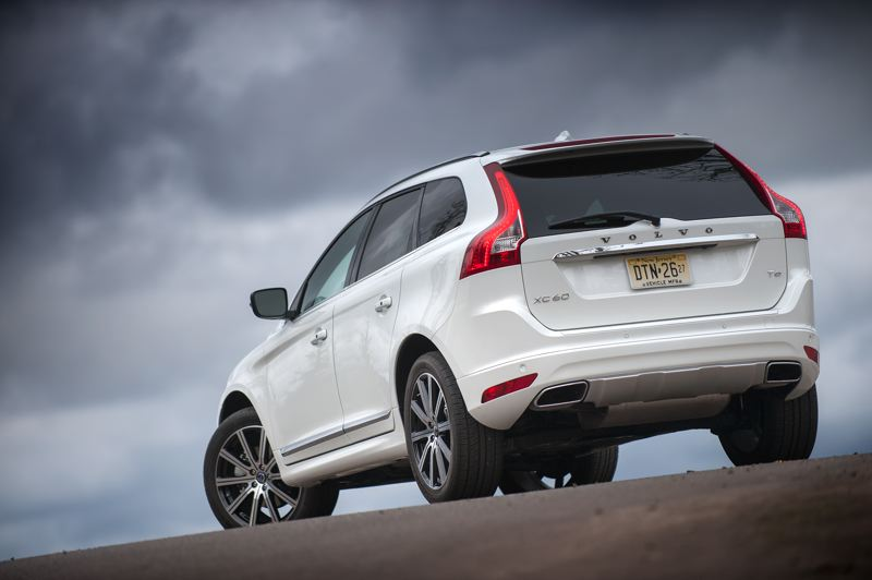 by: JOHN M. VINCENT - The refreshed Volvo XC60 T6 AWD.