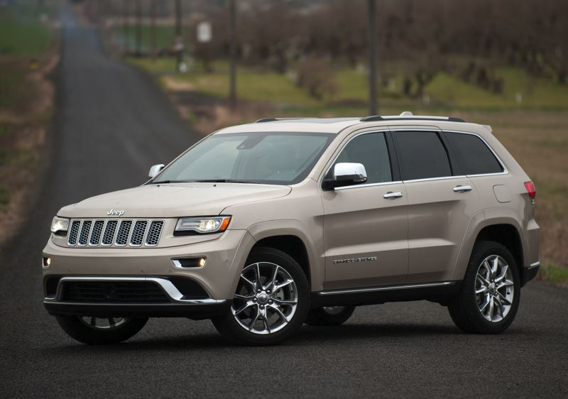 by: JOHN M. VINCENT  - The Jeep Grand Cherokee is now available with a turbo-diesel V6.
