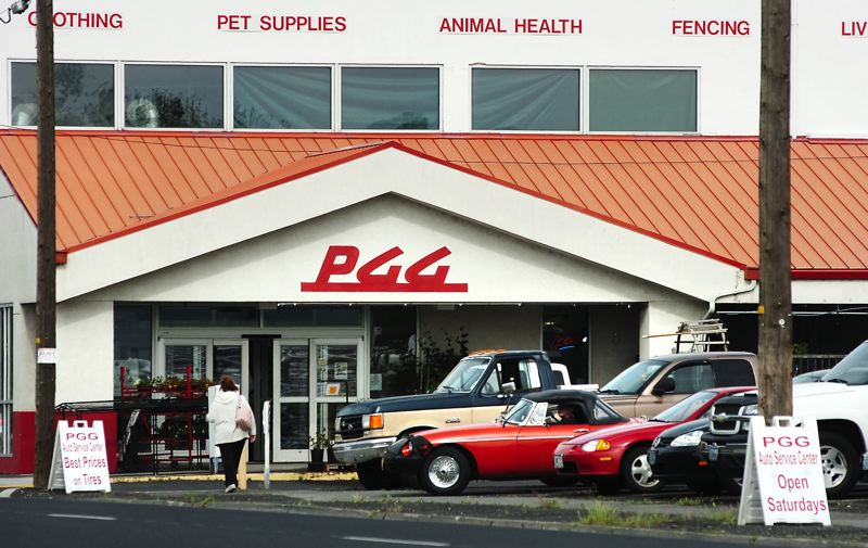 by: PHOTO COURTESY OF EAST OREGONIAN - Pendleton Grain Growers have decided to sell their retail stores.
